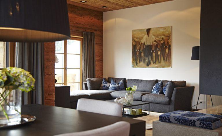 luxus chalet f f r ihren luxusurlaub im premium chalet in. Black Bedroom Furniture Sets. Home Design Ideas